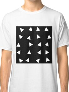Triangle pattern B1 Classic T-Shirt