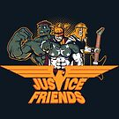 Justice Friends by AndreusD