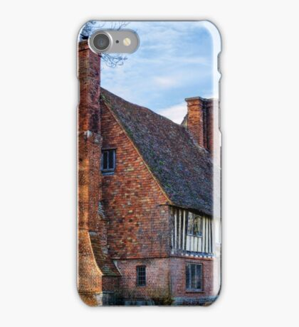 The Cloth Hall iPhone Case/Skin