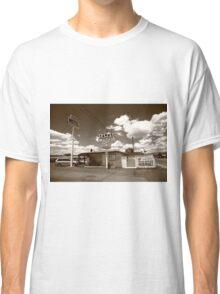 Route 66 - Sands Motel Classic T-Shirt