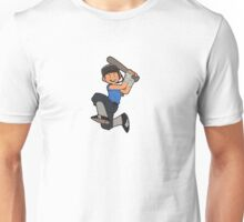 BLU Scrout Unisex T-Shirt