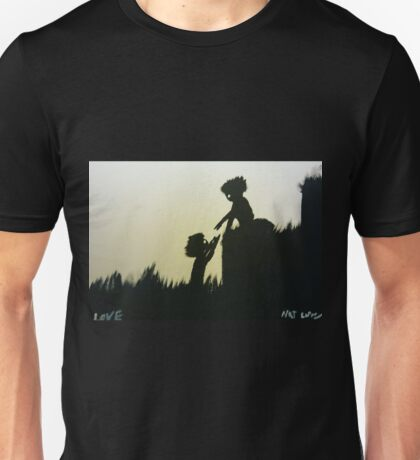 This is What Love Looks Like Unisex T-Shirt