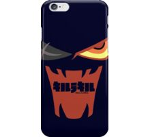 Senketsu - Kill La Kill iPhone Case/Skin