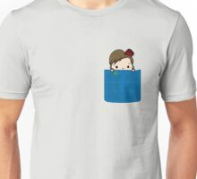 Eleventh Doctor in my Pocket Unisex T-Shirt