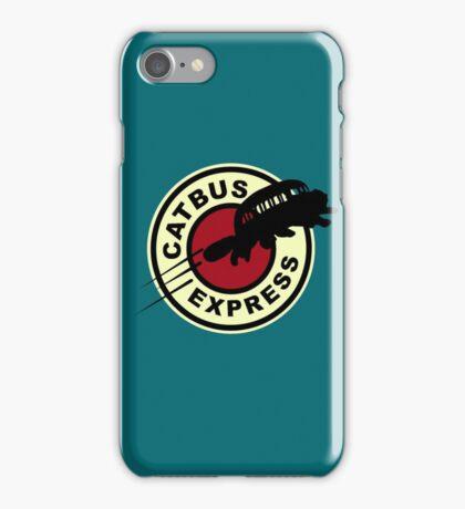 Nekobasu Express iPhone Case/Skin