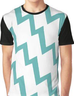 Zig-Zag Graphic T-Shirt