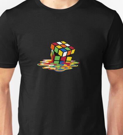 Melted Cube Unisex T-Shirt
