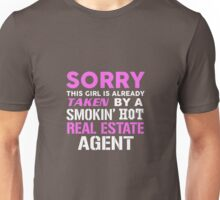 This Girl Taken By Hot Real Estate Agent Unisex T-Shirt
