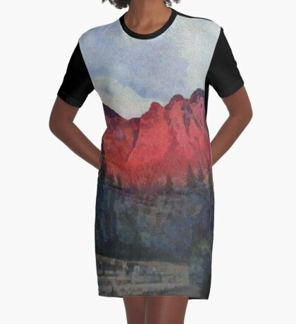 GORA PRZEMKA(C2017) Graphic T-Shirt Dress