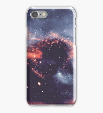 Space Explosion iPhone Case/Skin
