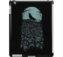 Midnight Hunter iPad Case/Skin