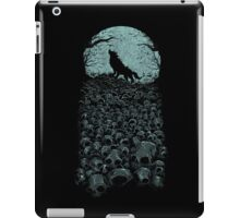 Midnight Hunter iPad Case/Skin