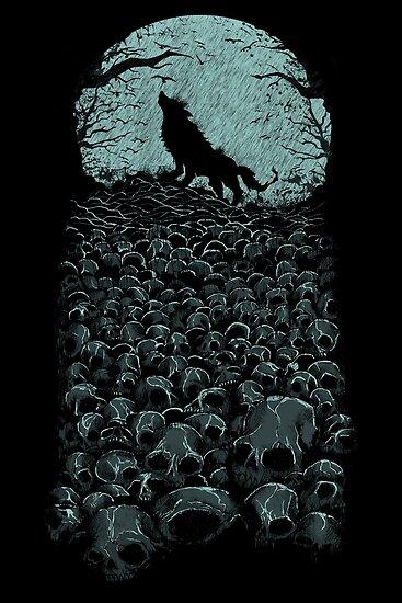 Midnight Hunter by Lou Patrick Mackay