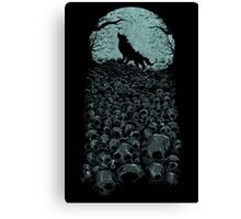 Midnight Hunter Canvas Print