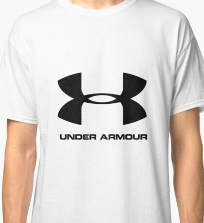 Under_armour_logo Classic T-Shirt