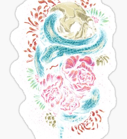 Vitality Sticker