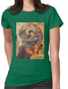 Julianna Womens Fitted T-Shirt