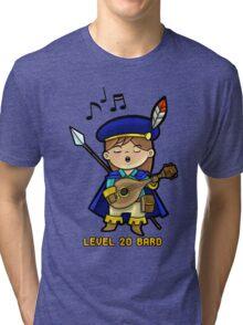 Level 20 Bard Tri-blend T-Shirt