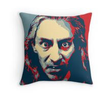 Bob - Twin Peaks Throw Pillow