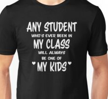 My Kids Unisex T-Shirt