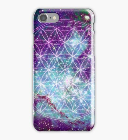 Flower of Life No. 1 iPhone Case/Skin