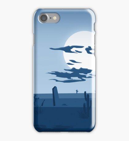 Western Wilderness iPhone Case/Skin