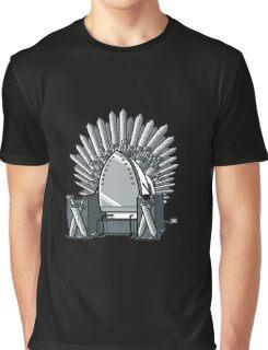 Iron throne Graphic T-Shirt