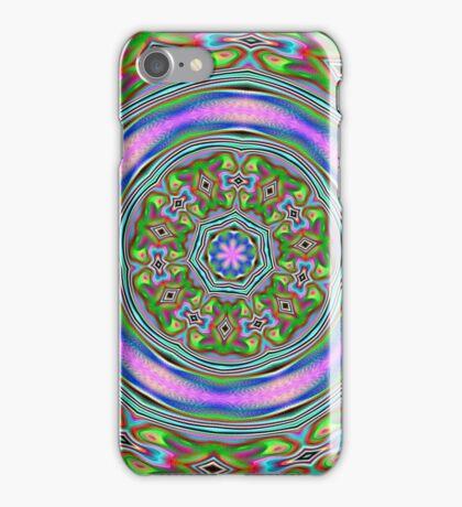 star kaleidoscope iPhone Case/Skin
