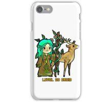 Level 20 Druid iPhone Case/Skin