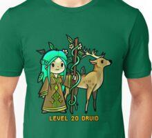 Level 20 Druid Unisex T-Shirt