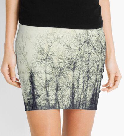 Fragility Mini Skirt