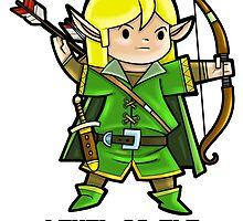 Level 20 Elf by WarpZoneGraphic