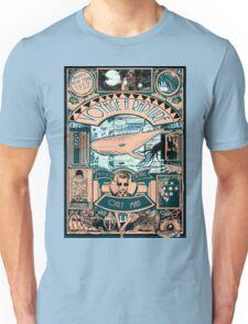 BIOSHOCK JULES VERNE STYLE Unisex T-Shirt