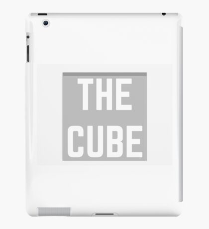Falsettos Cube iPad Case/Skin