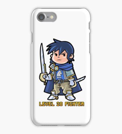Level 20 Fighter iPhone Case/Skin