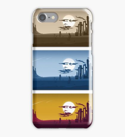 Western Wilderness Shots iPhone Case/Skin