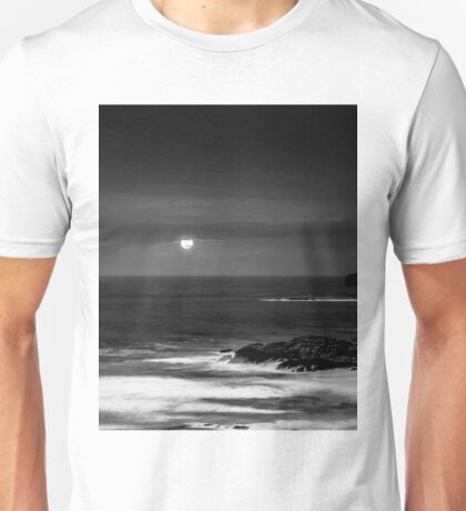 The Sea by Night Unisex T-Shirt