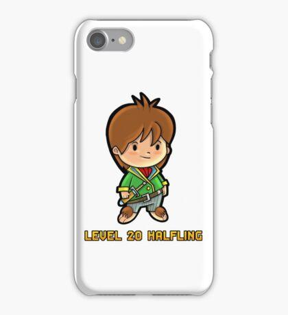 Level 20 Halfling iPhone Case/Skin