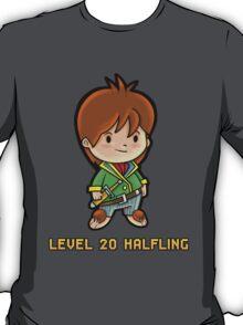 Level 20 Halfling T-Shirt