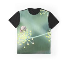 Bee  and the fennel Graphic T-Shirt