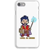 Level 20 Wizard iPhone Case/Skin