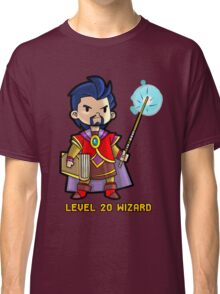 Level 20 Wizard Classic T-Shirt