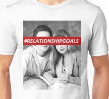 Cory and Topanga Goals Unisex T-Shirt