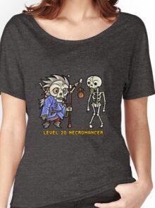Level 20 Necromancer Women's Relaxed Fit T-Shirt