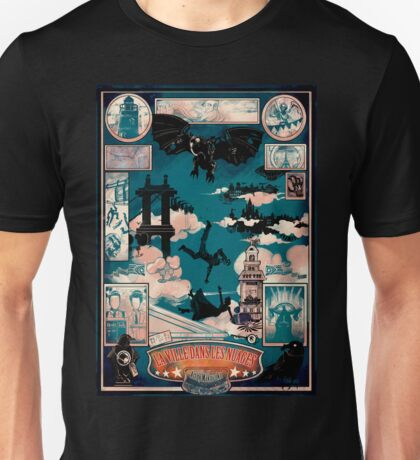BIOSHOCK INFINITE CITY IN THE SKY 2 Unisex T-Shirt