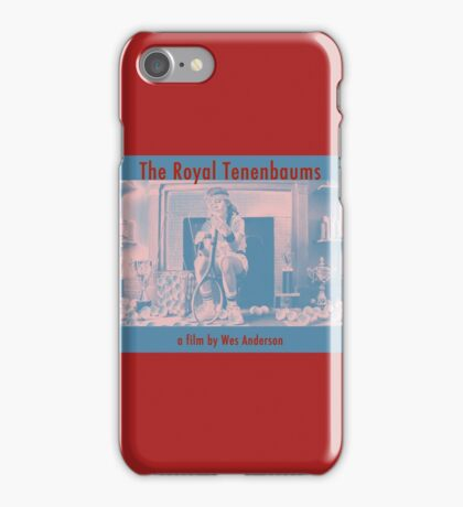 The Royal Tenenbaums | Wes Anderson | Richie Tenenbaum iPhone Case/Skin