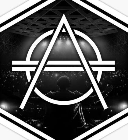 don diablo - Atmosphere Sticker