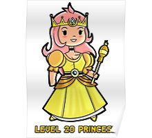 Level 20 Princess Poster