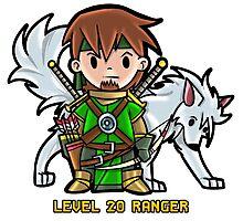 Level 20 Ranger Photographic Print