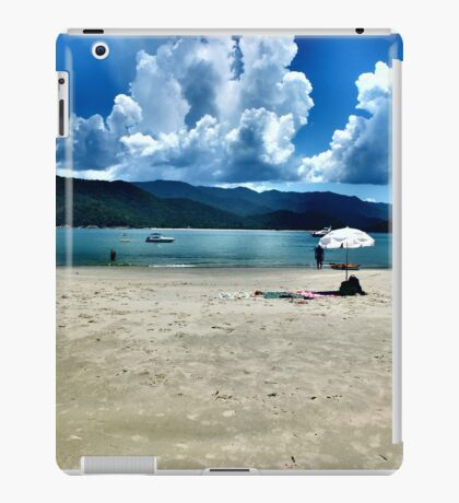 Island in Brazil iPad Case/Skin